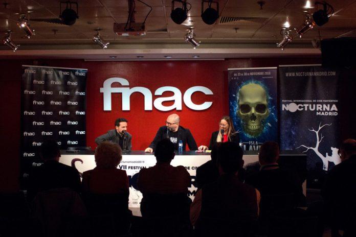 El Fórum FNAC Callao acogió, en el marco de las actividades paralelas del Festival Nocturna Madrid, un nuevo avance de programación del Festival Isla Calavera.