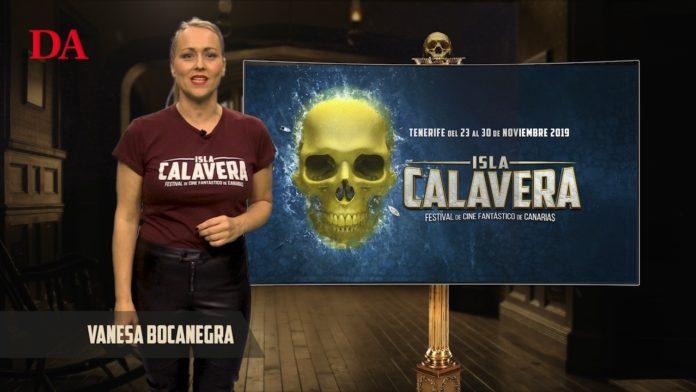 Agenda del Festival Isla Calavera para el 23 de noviembre de 2019.