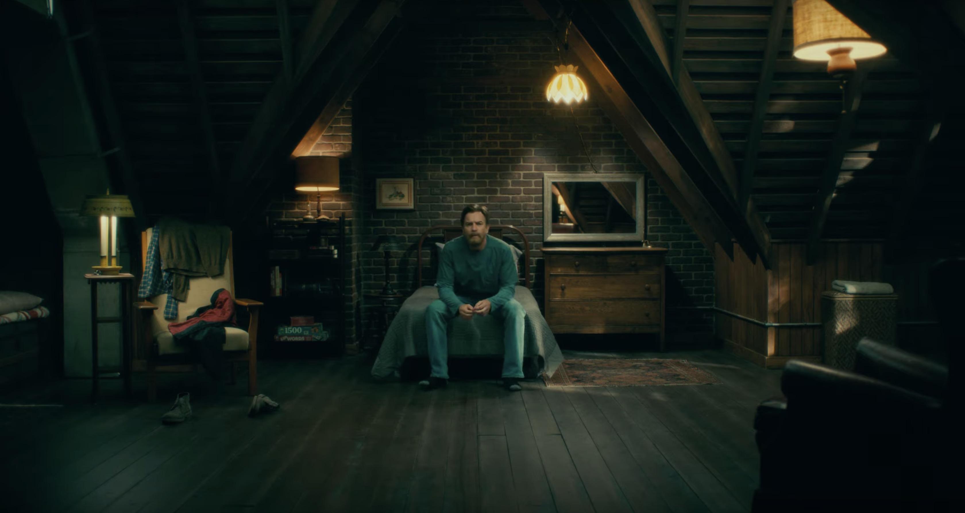 Ewan McGregor protagoniza 'Doctor Sueño', en el papel de Dan Torrance.