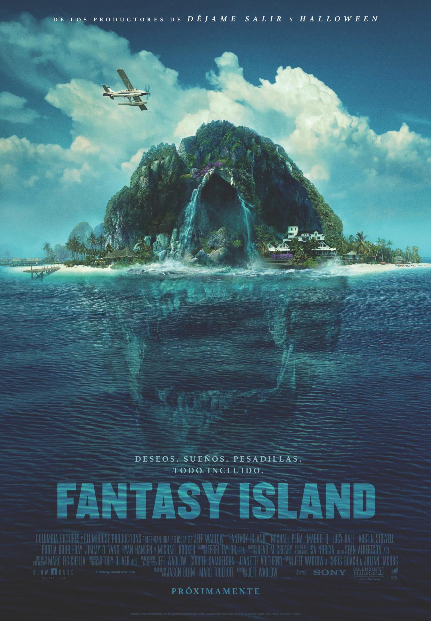 La célebre productora de terror Blumhouse continúa su buena racha con el estreno de varios títulos en 2020, entre ellos Fantasy Island.