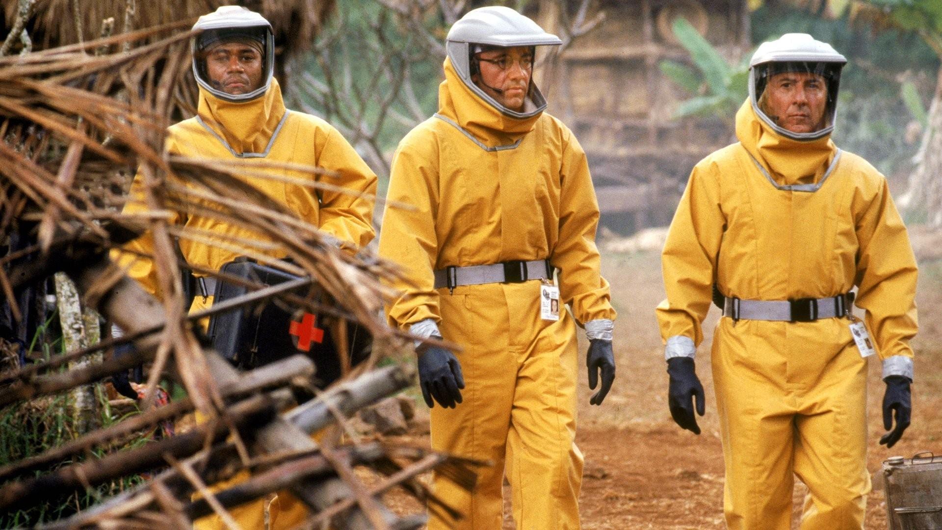 Estallido de Wolfgang Petersen es una de las producciones más recordadas del subgénero de epidemias víricas.