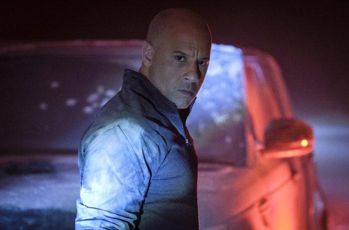 Vin Diesel es el personaje de cómic Bloodshot, en su adaptación al cine.