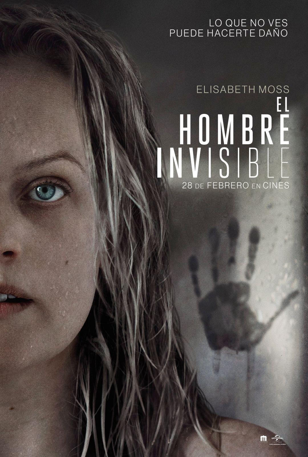 El Hombre invisible Póster