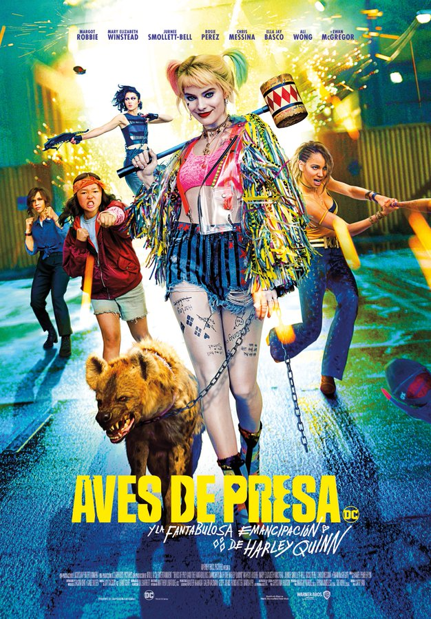 Aves de Presa Poster