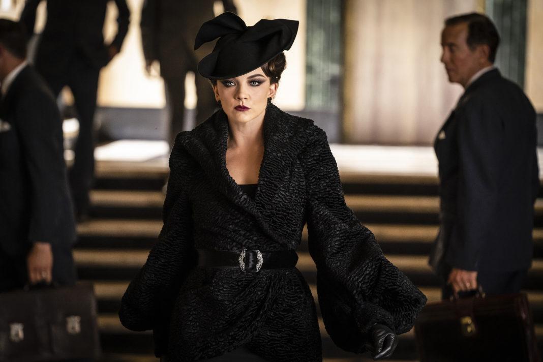 Natalie Dormer en 'Penny Dreadful: City of Angels'.