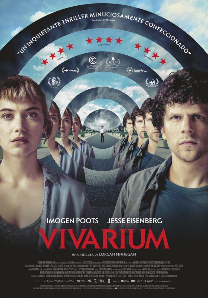 Póster de 'Vivarium'.