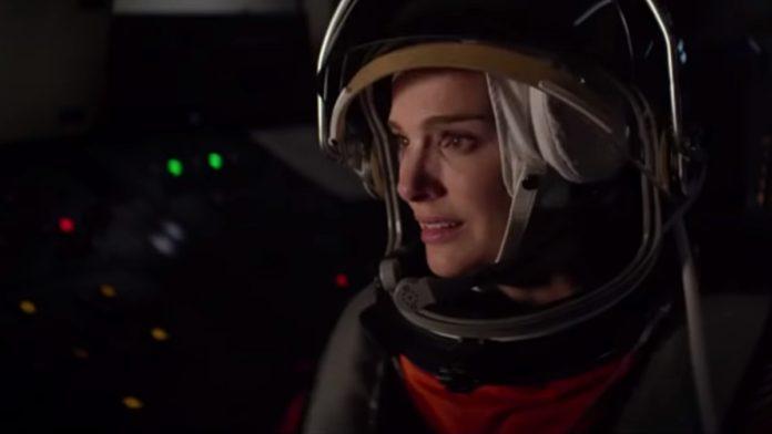 'Lucy in the sky', con Natalie Portman.
