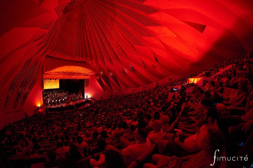 "Concierto ""Bram Stoker's Dracula In Concert"", celebrado en Fimucité 13."