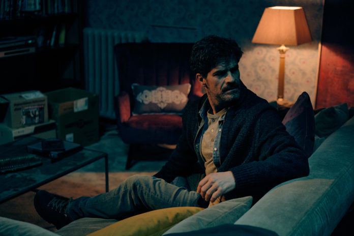 Rodolfo Sancho protagoniza 'Voces', de Ángel Gómez. Foto: Manuel Fiestas