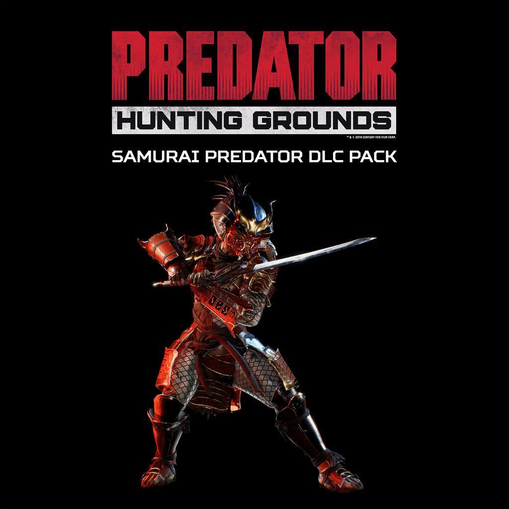 Predator Hunting Samurai