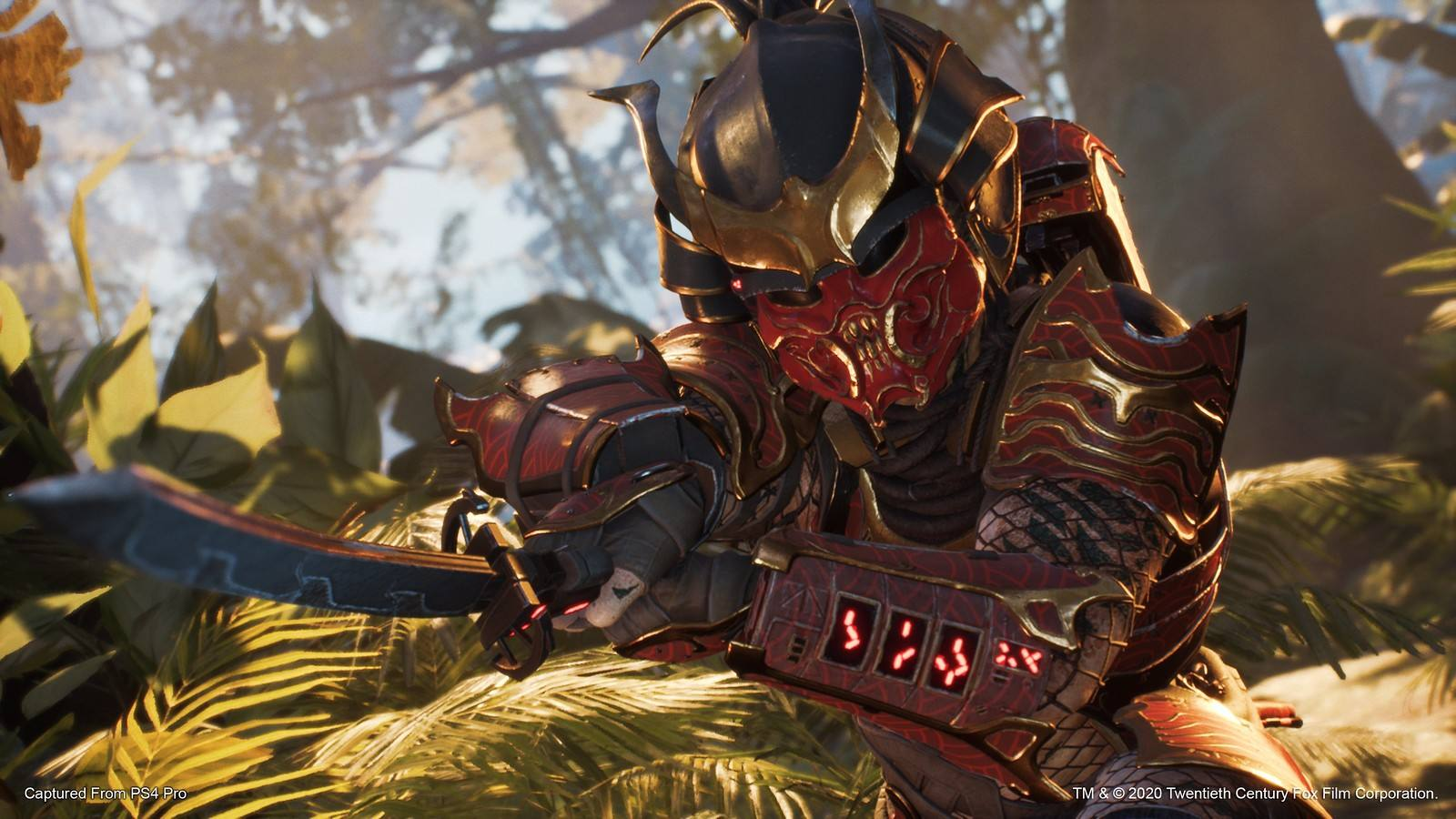 Predator Samurai