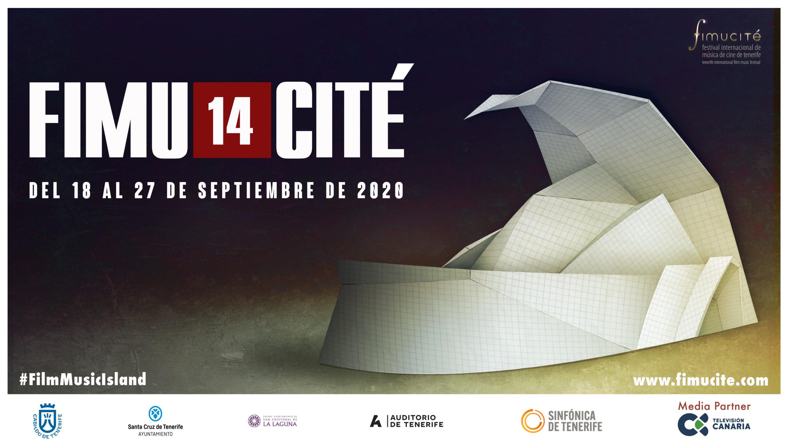 Teaser póster de FIMUCITÉ 14.