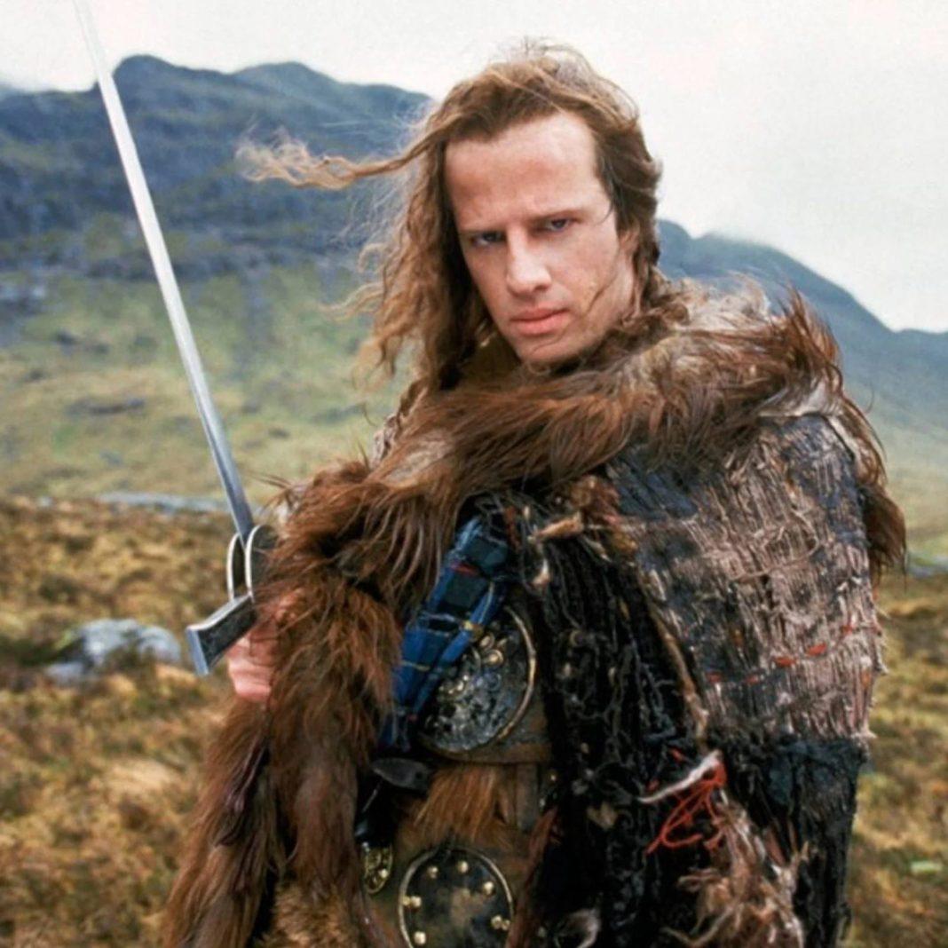 El actor francés Christopher Lambert será para siempre el personaje del escocés Connor MacLeod.
