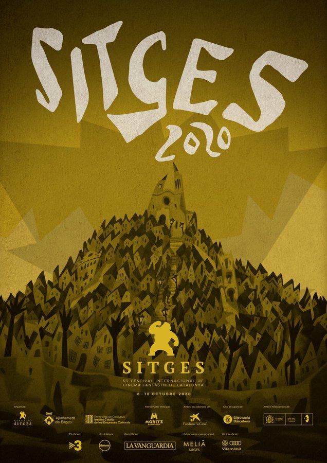 Cartel Sitges 2020.