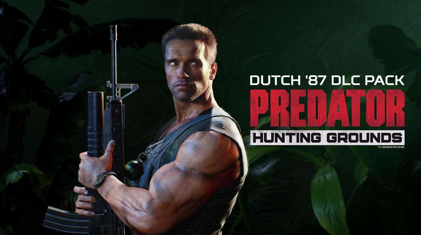 Predator Hunting grounds DLC 4