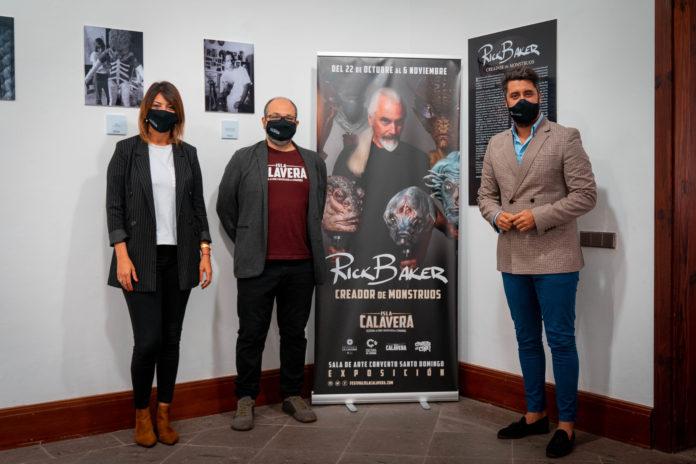 Exposición 'Rick Baker: Creador de monstruos'