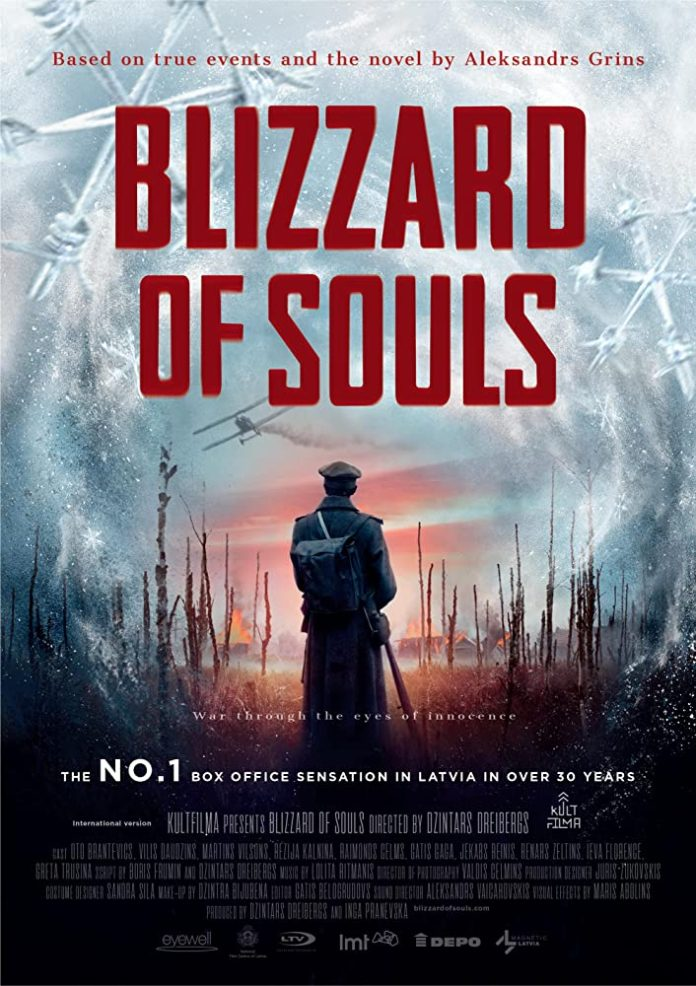 'Blizzard of Souls'