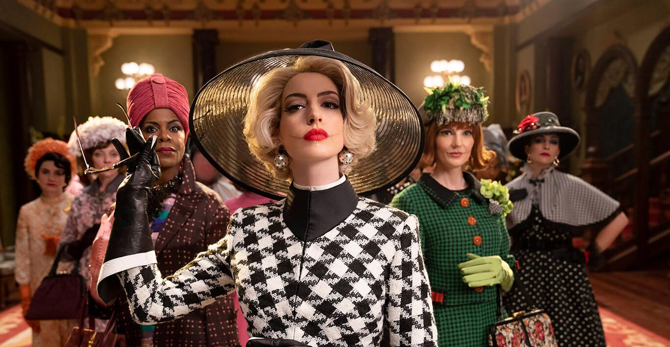 Anne Hathaway es la Gran Bruja es la nueva adaptación de 'Las Brujas' de Roald Dahl.