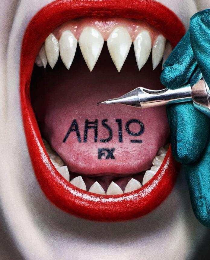 Los diseños promocionales de 'American Horror Story' siempre han destacado por su aterradora belleza y originalidad.
