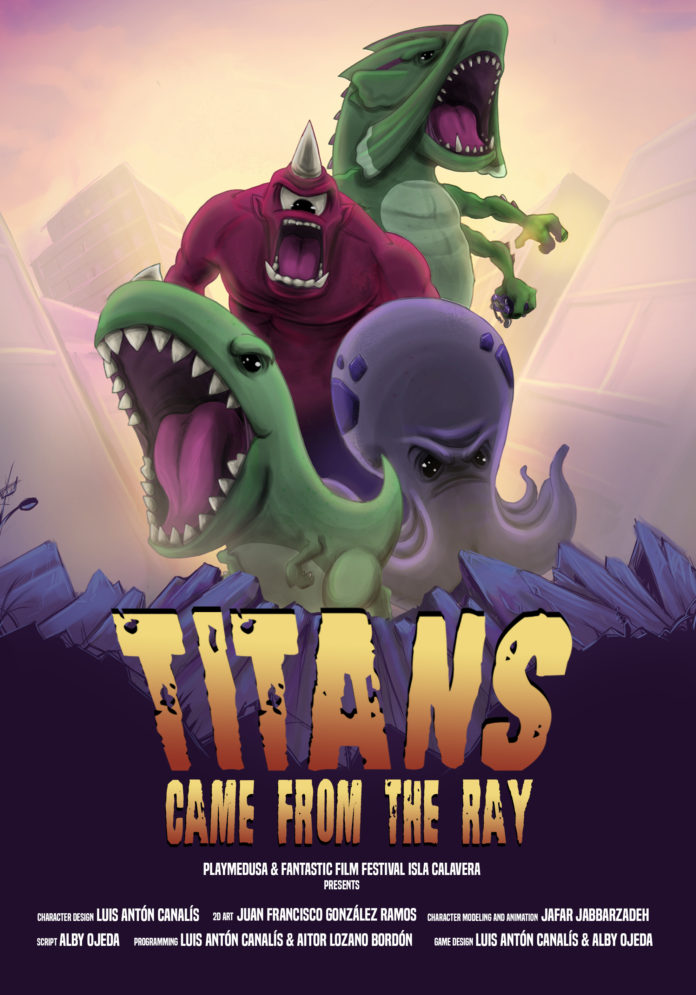 Titans came from the Ray
