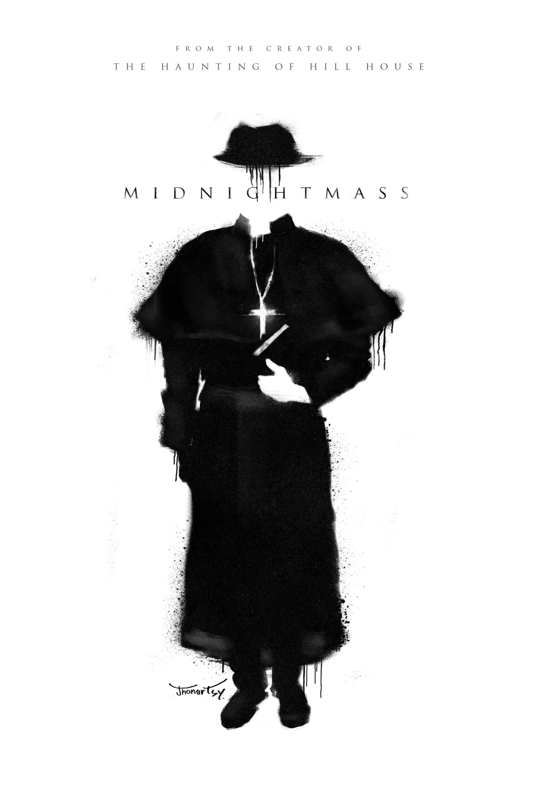 Póster de 'Midnight Mass', de Mike Flanagan