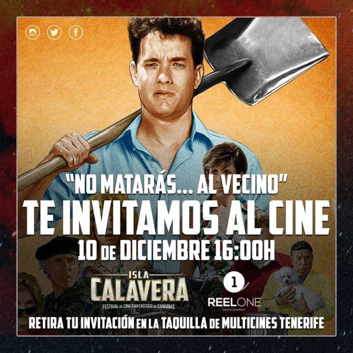 'No matarás al vecino', en el Festival Isla Calavera