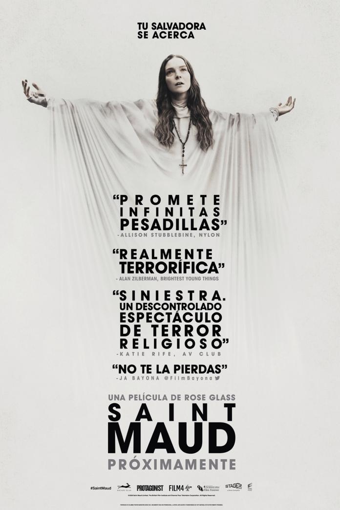 Póster de Saint Maud