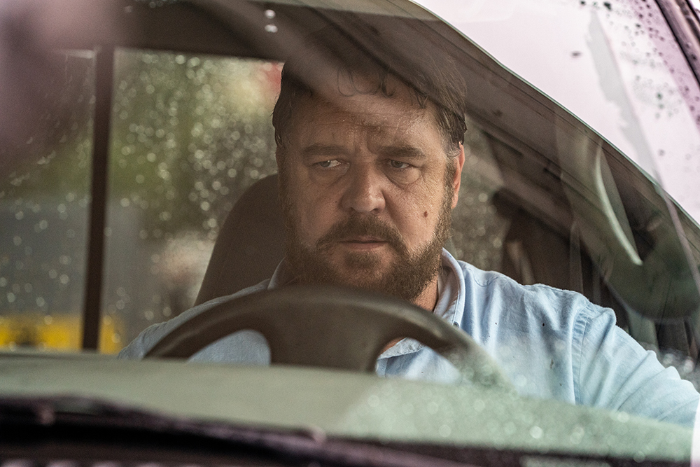 Salvaje, con Russell Crowe.