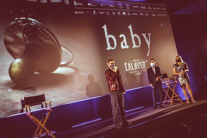 Juanma Bajo Ulloa presentó en el Festival Isla Calavera 2020 su nueva película, Baby.
