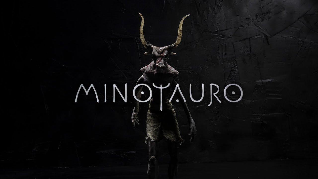 Minotauro, de Enrique Diego.