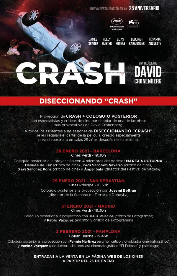 Diseccionando Crash
