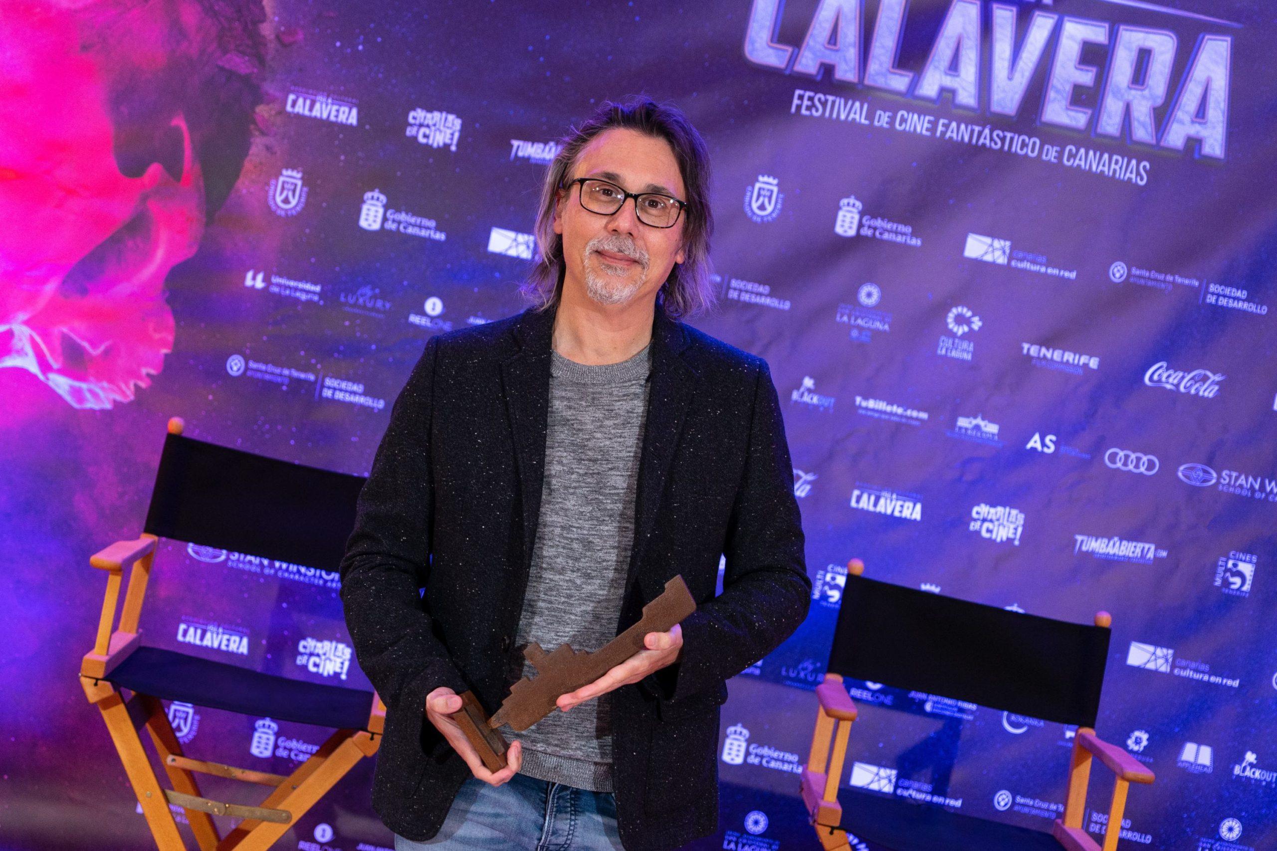 Elio Quiroga, Premio Isla Calavera S. S. Venture.