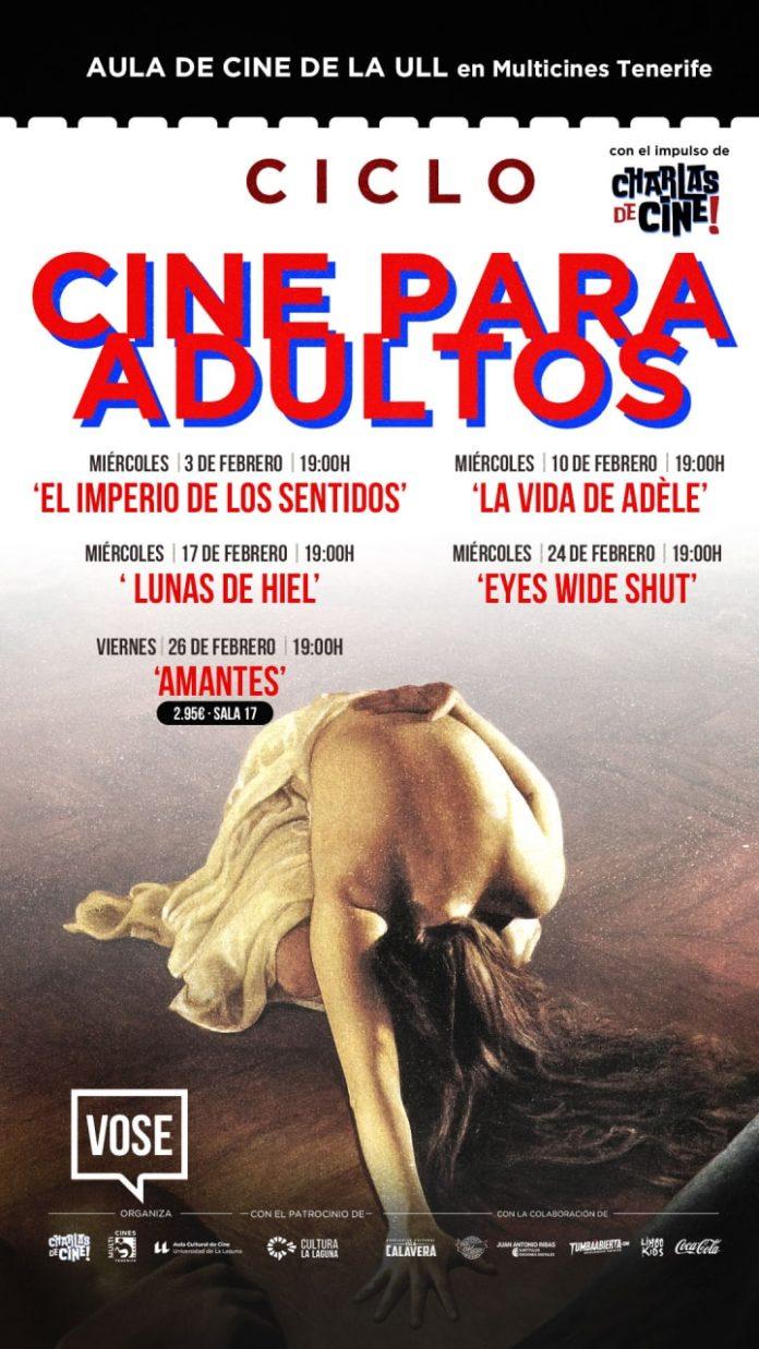 Ciclo 'Cine para adultos' del Aula de Cine de la ULL