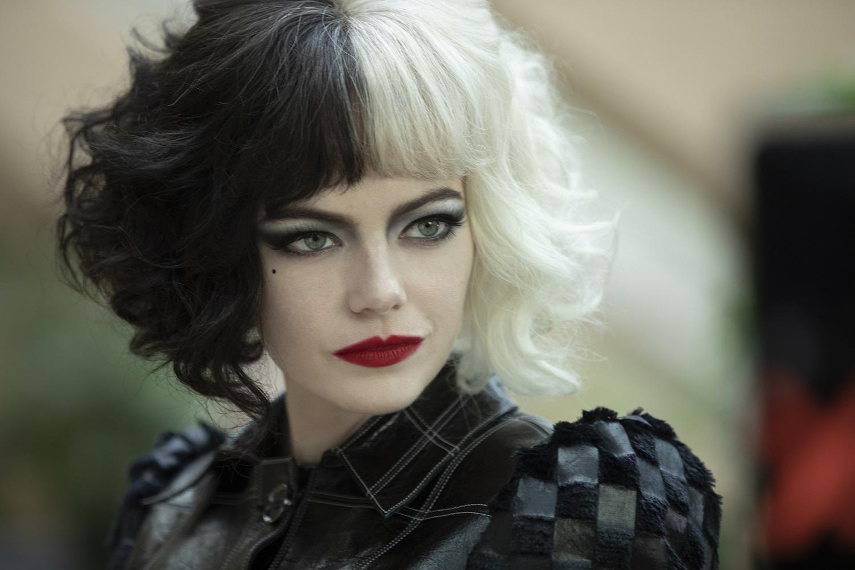Emma Stone es Cruella en la nueva película de acción real de Disney.