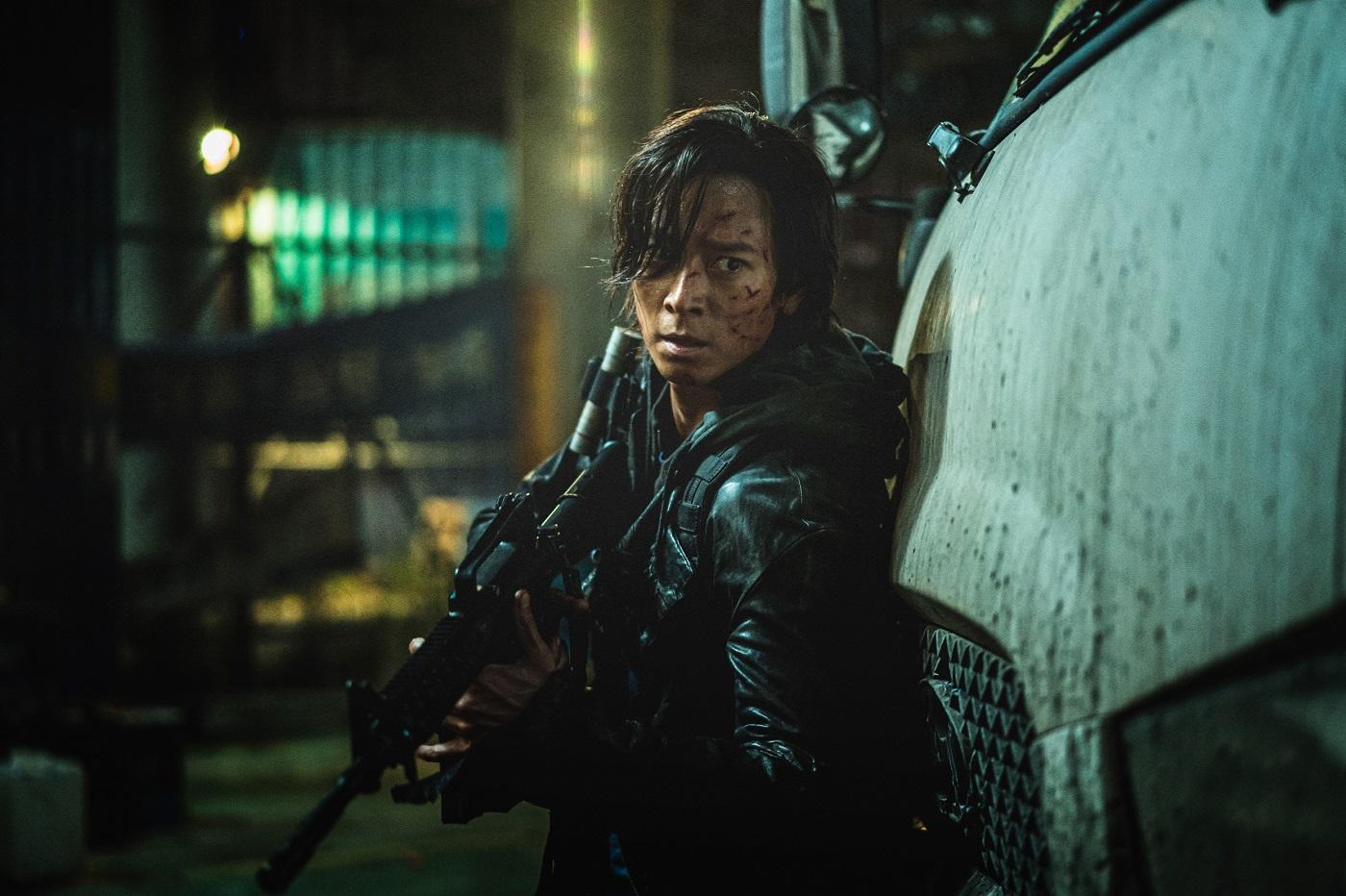 Península, secuela de la película zombi Train to Busan.