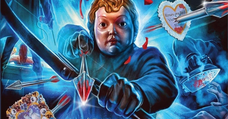 Se puede morir de amor con el Cupido de 'Un San Valentín de muerte'.
