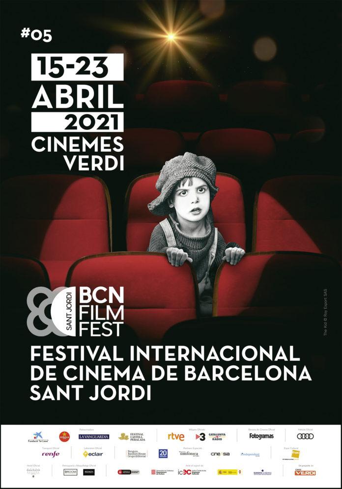 Cartel del BCN Film Fest 2021