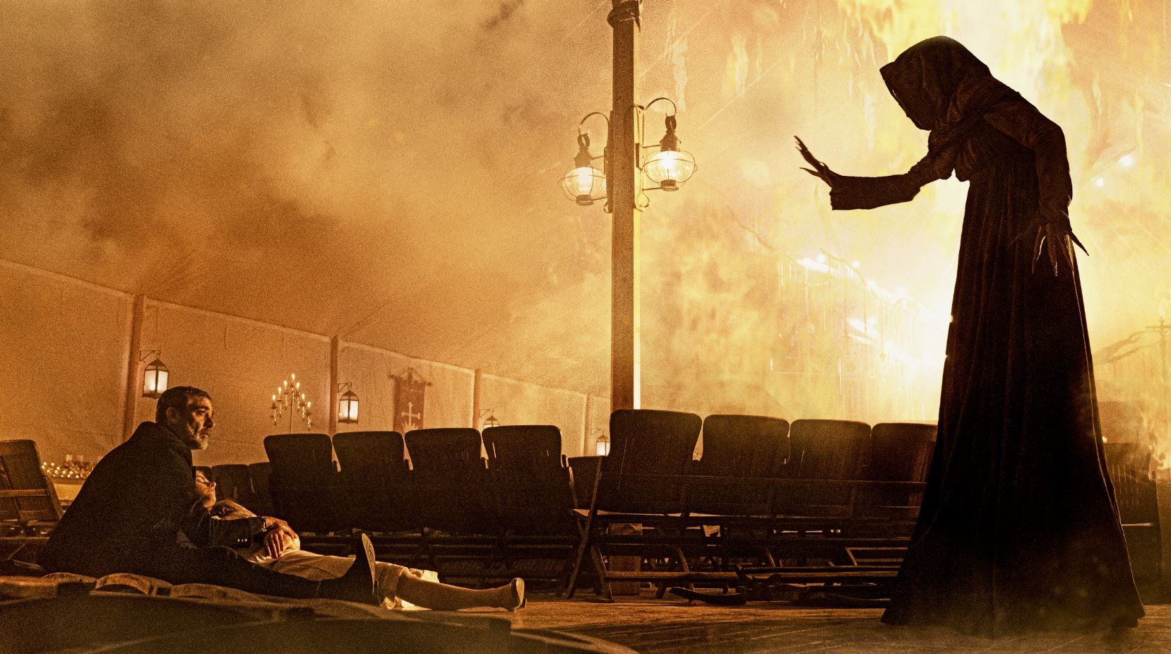 'Ruega por nosotros'. Sony Pictures Entertainment
