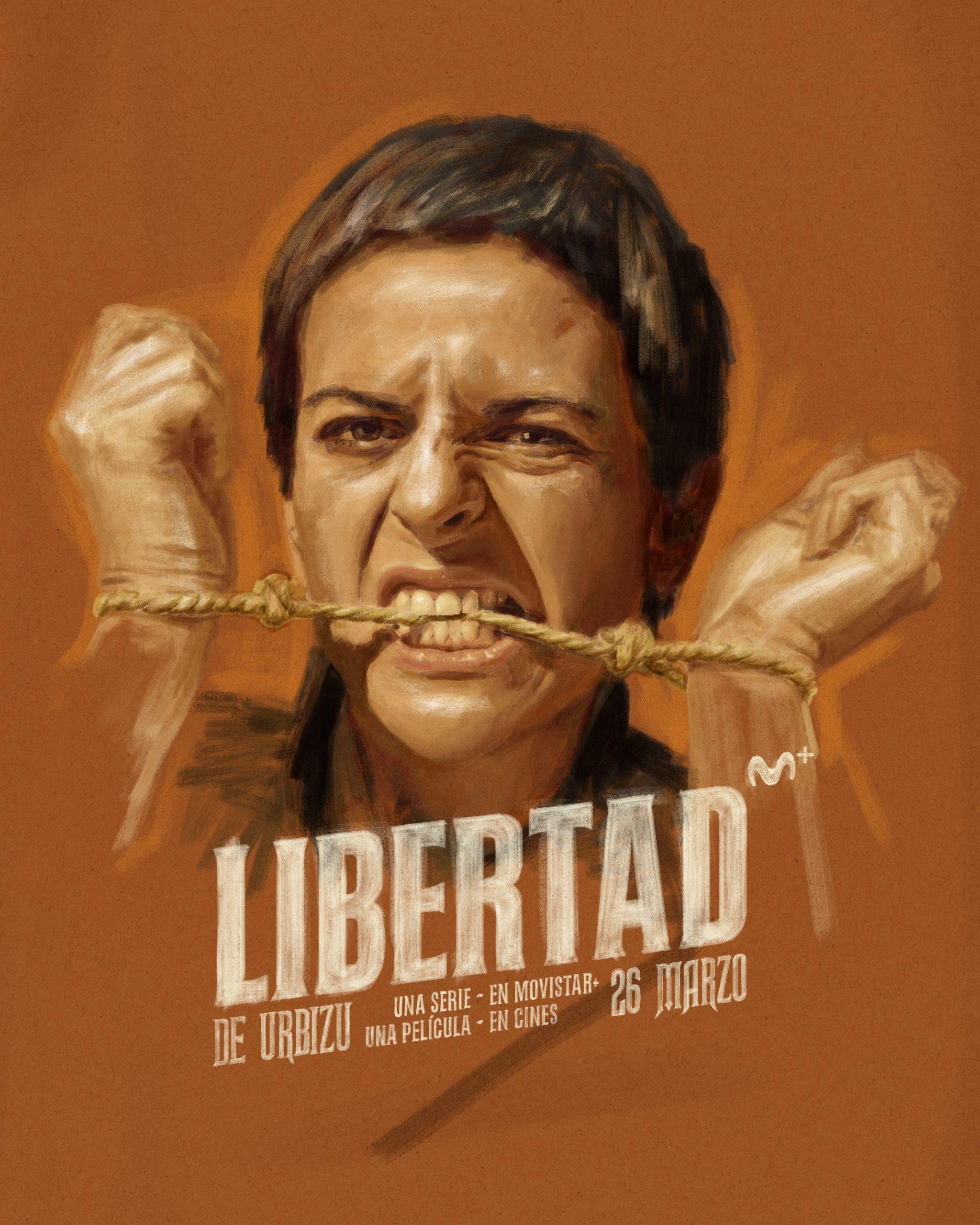 Cartel de 'Libertad', de Enrique Urbizu.