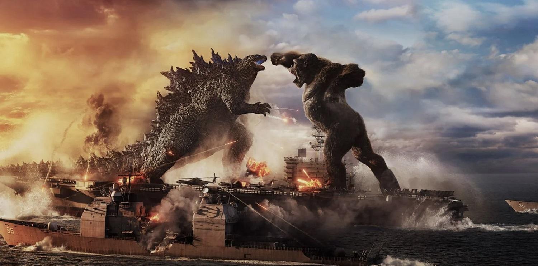 Godzilla vs. Kong. Warner Bros. Pictures