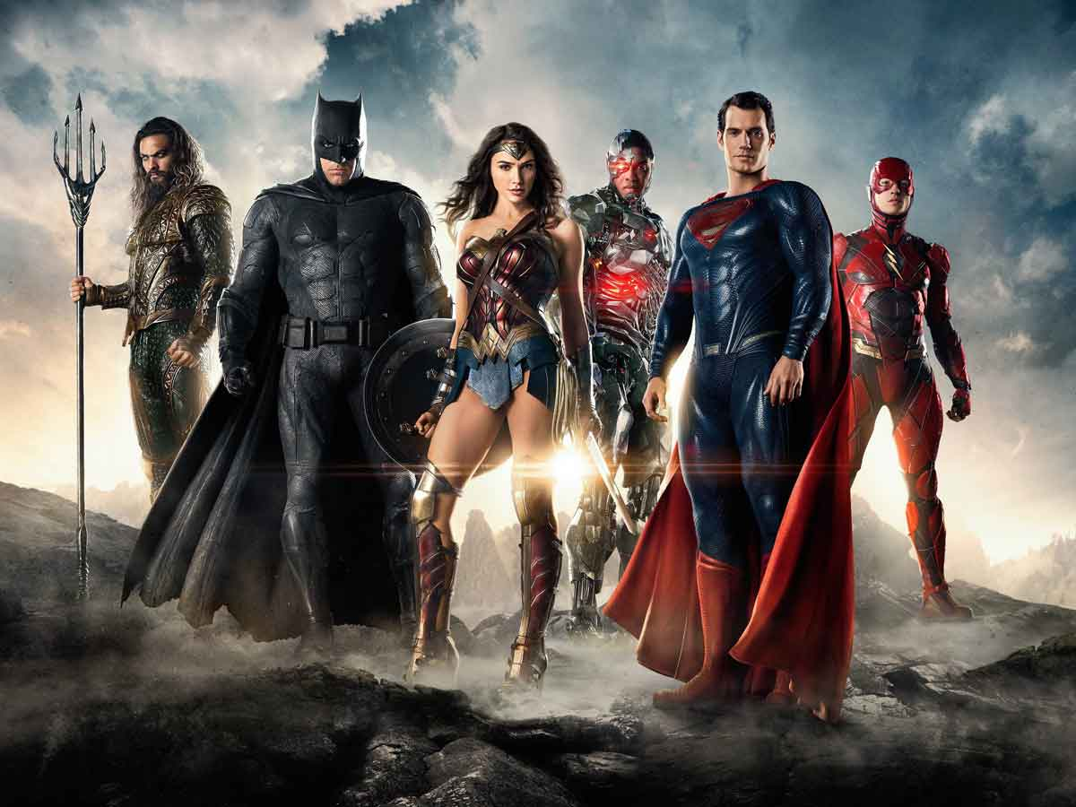 'La Liga de la Justicia de Zack Snyder. HBO Max