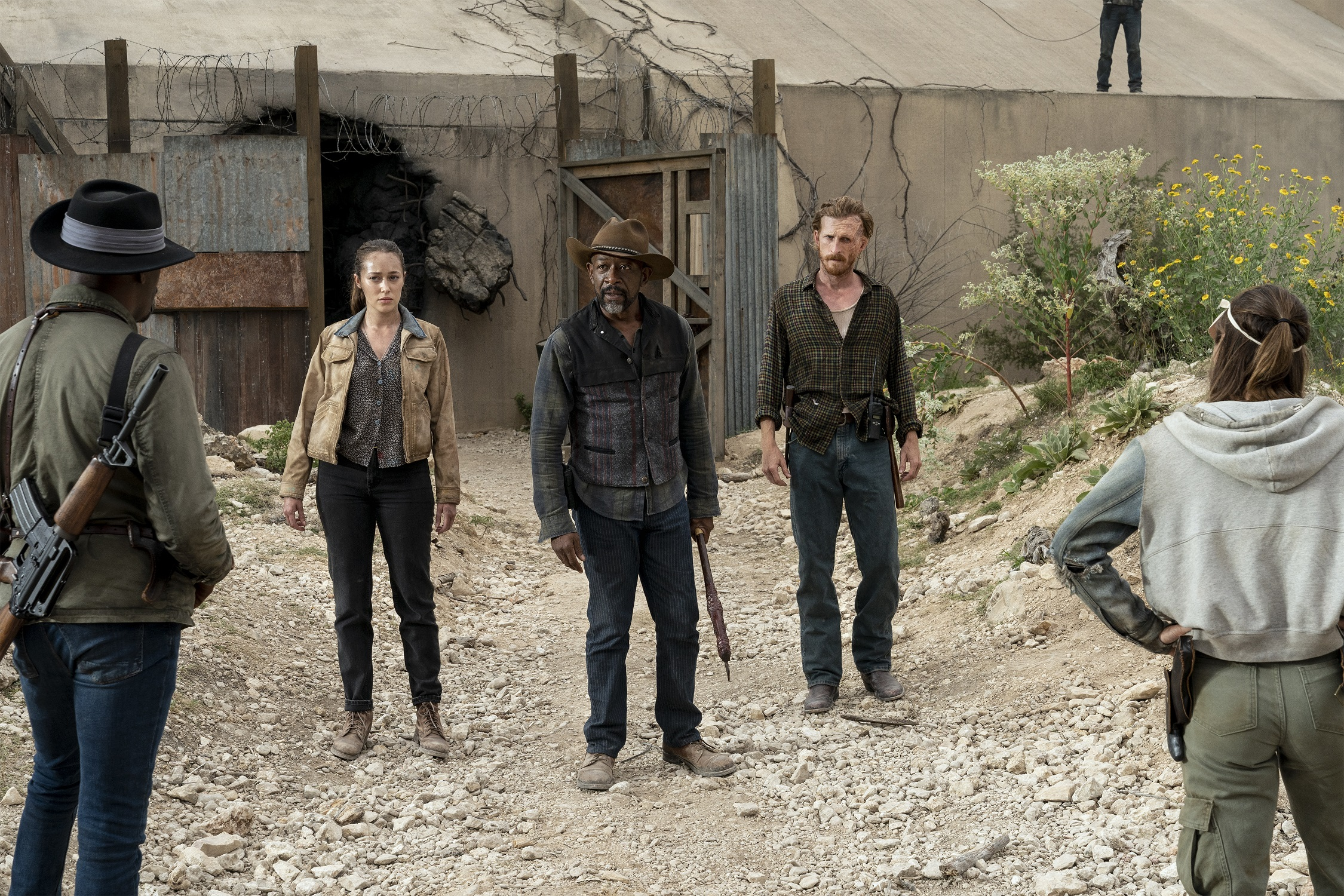 Fear the Walking Dead. 6T. (c) Ryan Green/AMC
