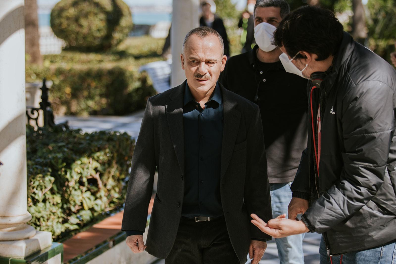 Javier Gutiérrez protagoniza 'Lobo feroz', en un papel que podía haber sido para José Coronado.