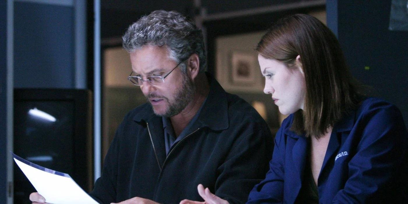 William Petersen y Jorja Fox regresan con sus personajes en la nueva 'C.S.I.: Vegas'.