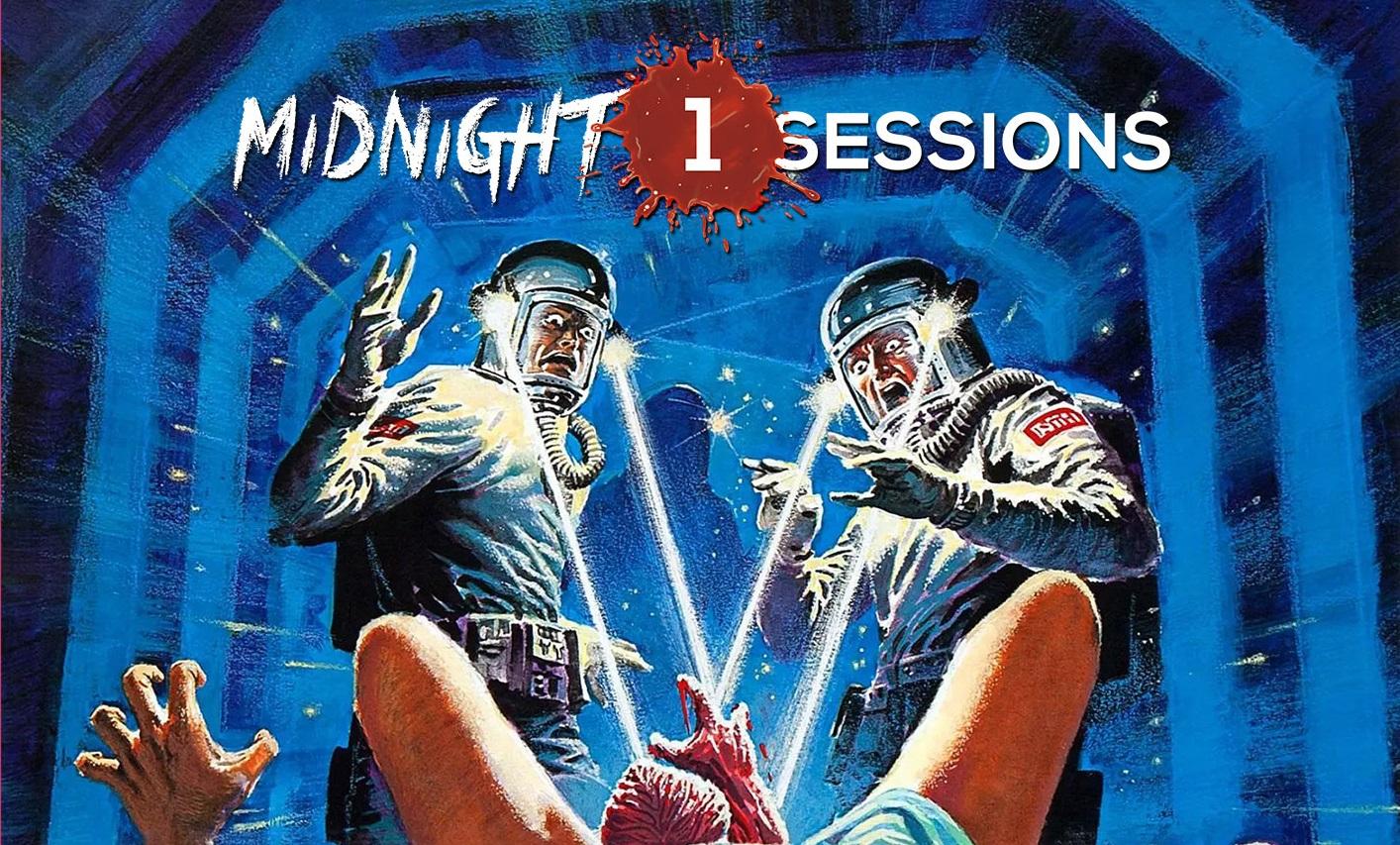 Inseminoid, primer título del sello Midnight Sessions de Reel One Entertainment.