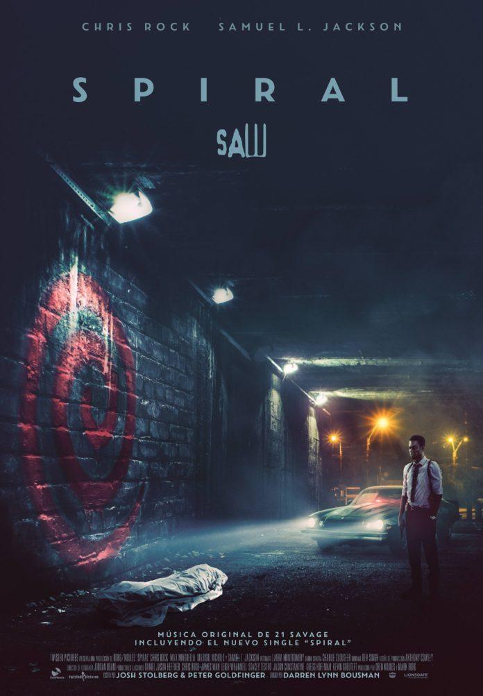 'Spiral: Saw', de Darren Lynn Bousman.