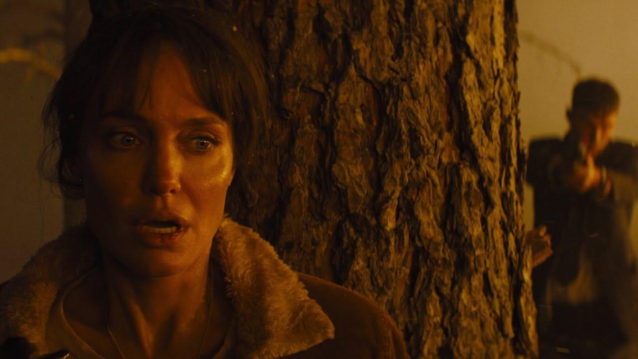 Aquellos que desean mi muerte, con Angelina Jolie.