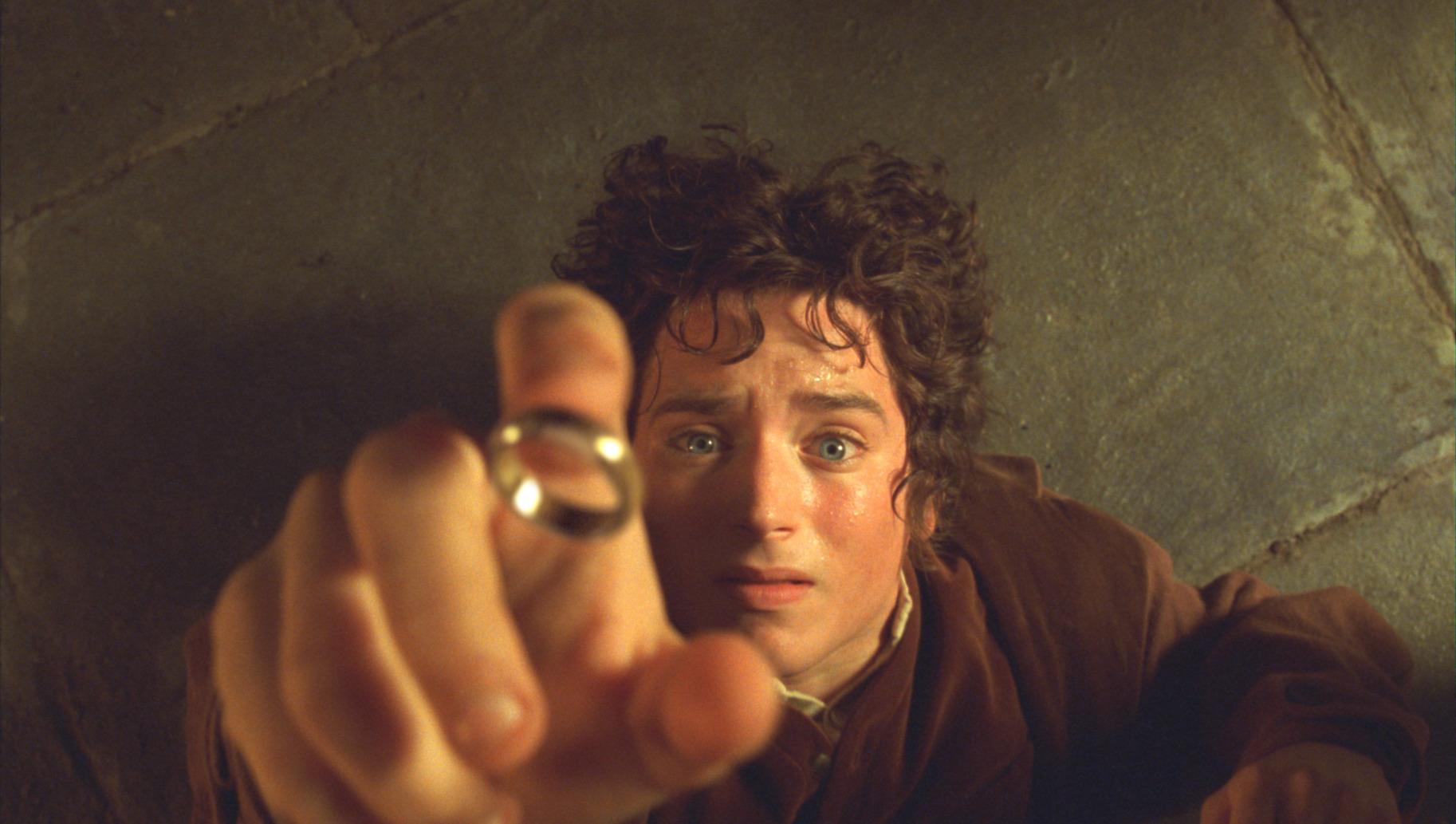 Elijah Wood es Frodo Bolsón en 'La Comunidad del anillo', de nuevo en cines hasta el 6 de mayo.