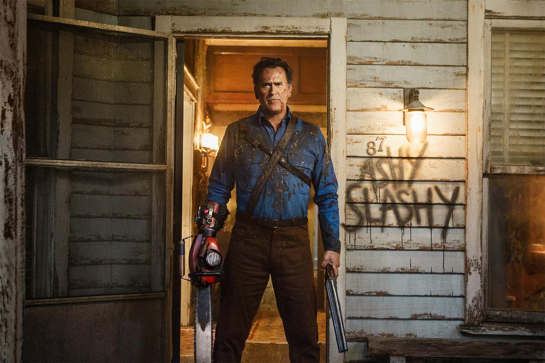 Bruce Campbell repetirá como Ash en 'Evil Dead Rise', aunque firmará como productor.