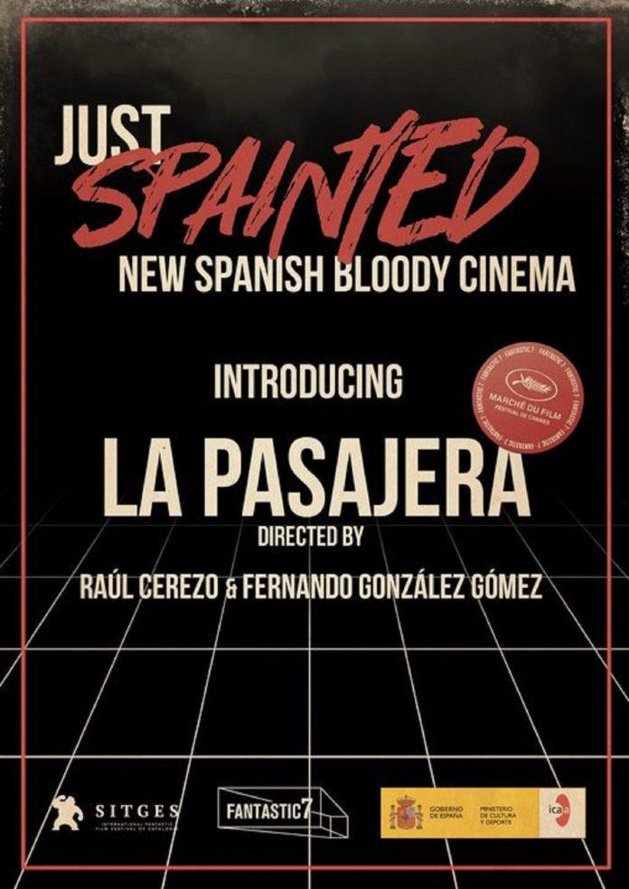 Sitges – Festival Internacional de Cine Fantástico de Cataluña presenta en Fantastic 7 el proyecto La pasajera, de Raúl Cerezo y Fernando González Gómez.